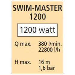 Pompa basenowa Swimmaster 1200W