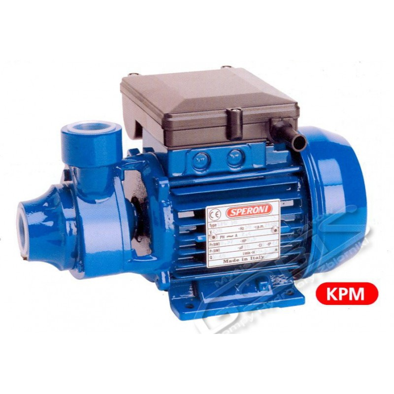 KP 50 0,37kW 400V pompa
